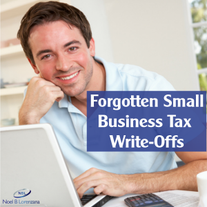 Forgotten Small Business Tax Write-Offs 1200 x 1200