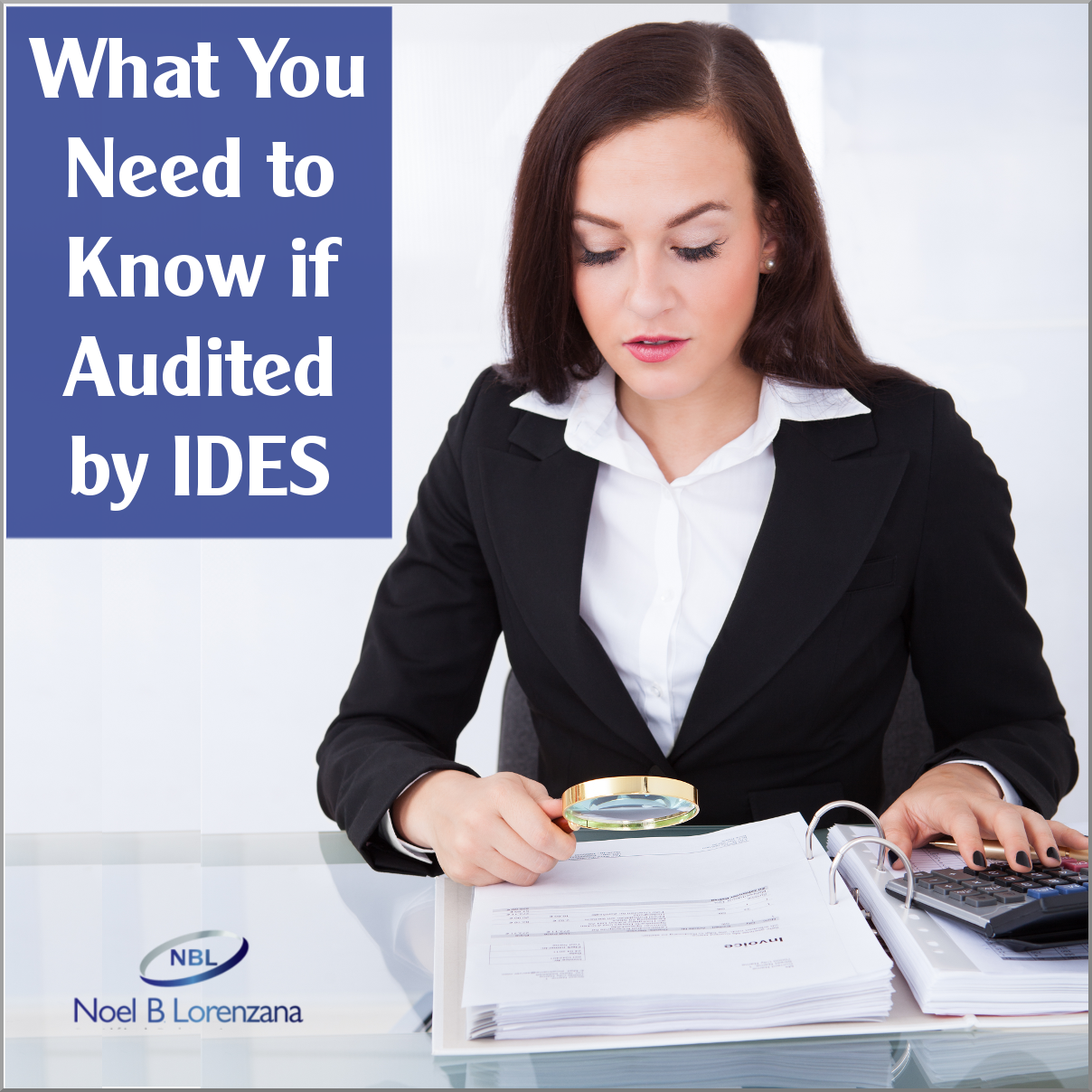 What You Need To Know If Audited By Ides Noel B Lorenzana Cpa Blog