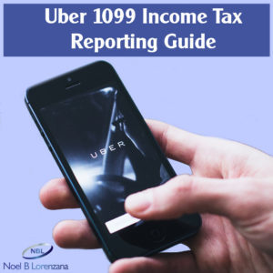 Uber 1099 Income Tax Reporting Guide