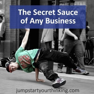 the secret sauce of any business 1200 x 1200